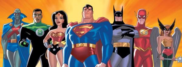 A Liga da Justiça cartoon: nova série.