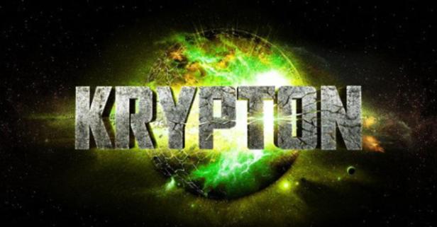 Logo de Krypton, a série de TV.