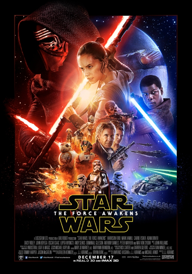 Star-Wars-VII official poster oct-15