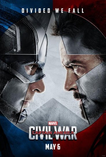 O primeiro poster oficial.