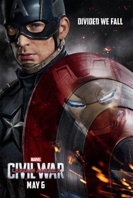 Poster de Guerra Civil.