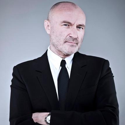 Phil Collins: de volta!