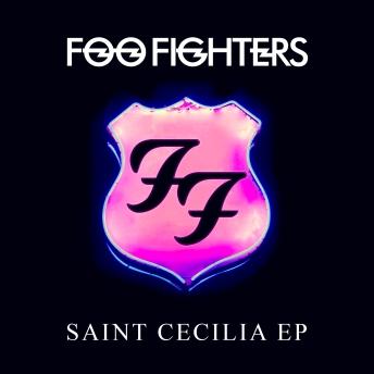 A capa do EP Saint Cecilia.