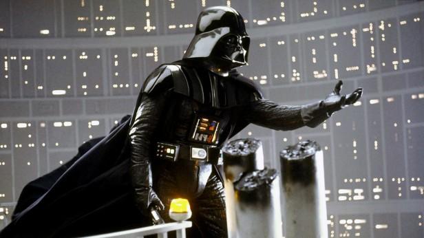 Darth Vader revela o grande segredo.