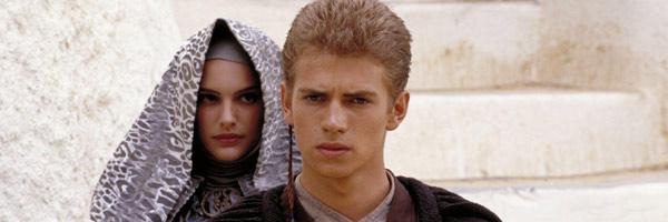Padmé e Anakin: romance.