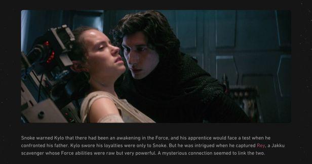 star wars the force awekens rey and ren torture scene