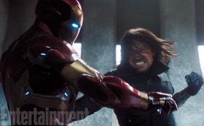 Homem de Ferro versus Soldado Invernal: subtramas do filme.