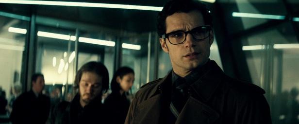 Clark Kent pode ser desenvolvido como personagem.