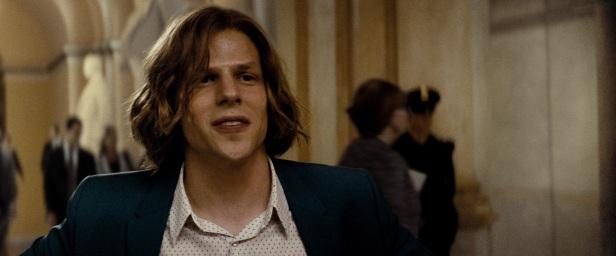 Lex Luthor é um destaque.