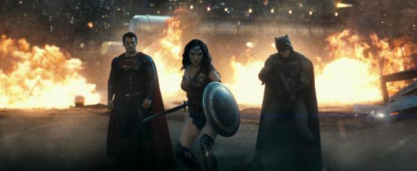 A Origem da Justiça reuniu Superman, Mulher-Maravilha e Batman.