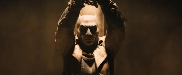 Batman: confirmado o pesadelo.