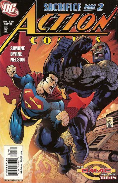 Darkseid? Não, o Batman!