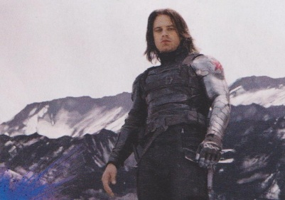 Soldado Invernal: um dos catalizadores do filme.