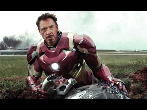 civilwar trailer iron man and war machine lay down