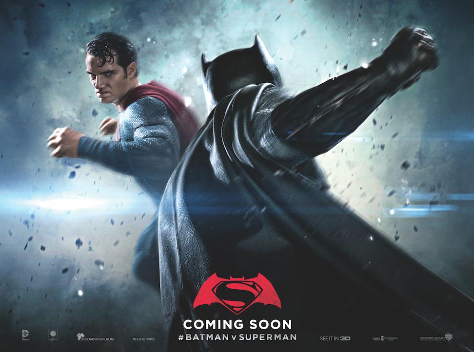 Superman versus Batman: batalhas nos quadrinhos.