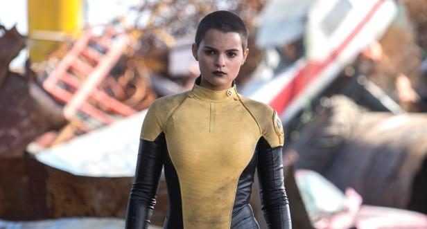 """Míssil Megasônico: uma """"estagiária"""" dos X-Men."""