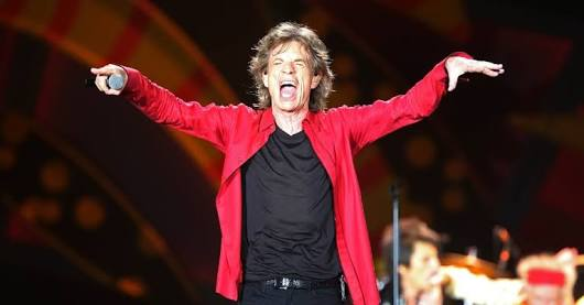 Rolling Stones: volta triunfal após 10 anos.
