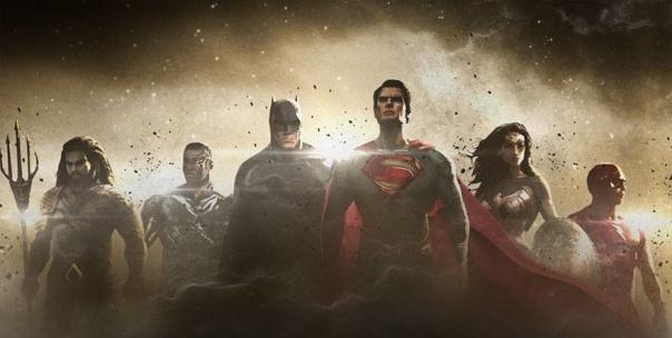 Liga da Justiça: rumores.