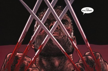 Old Man Logan: violência.