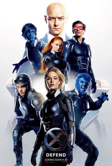 Os X-Men vs...