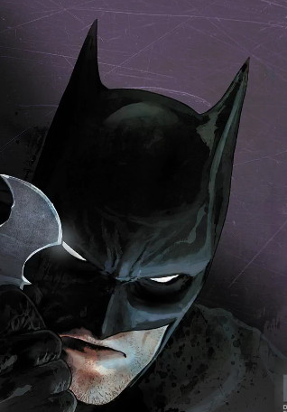 Batman Rebirth 01 cover