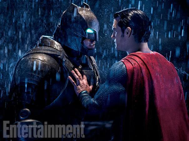 Batman vs Superman: sensacional.