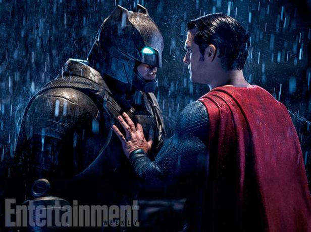 Batman vs Superman: sensacional.