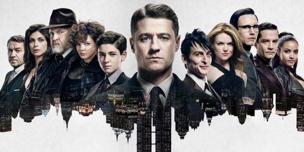 Gotham: renovada para terceira temporada.