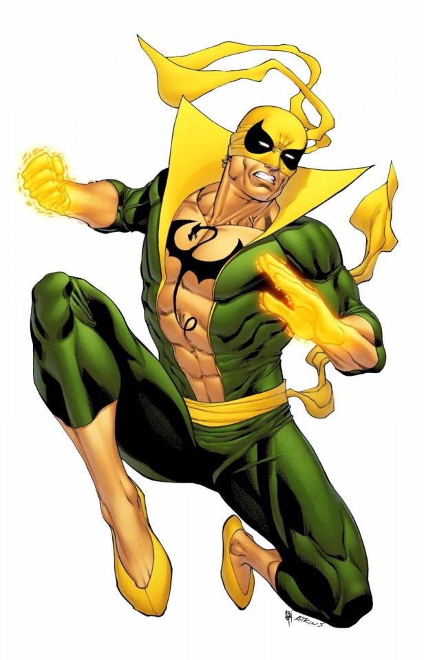 iron fist classical uniform modern take