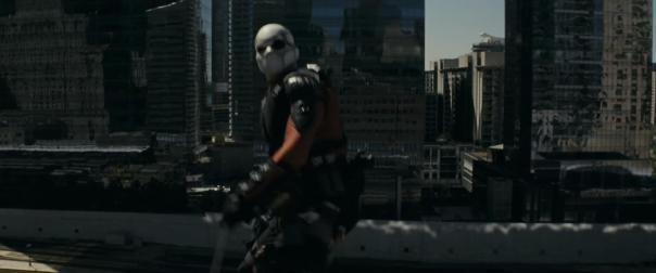 O Pistoleiro em ação: eixo central do filme.