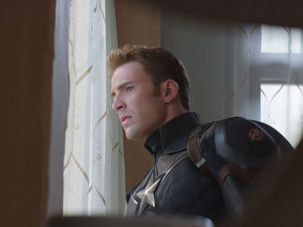 civilwar cap looking at the window