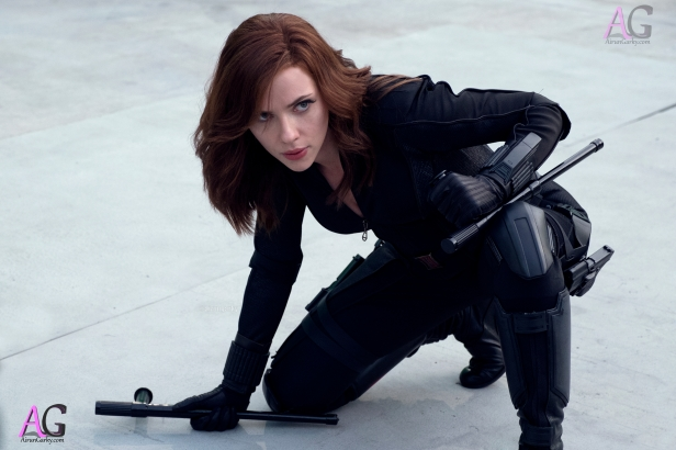 civilwar hi-res black widow in action