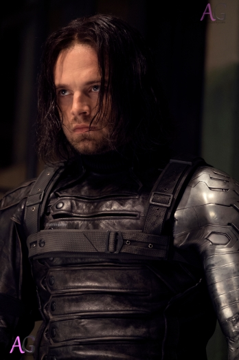 Marvel's Captain America: Civil War Winter Soldier/Bucky Barnes (Sebastian Stan) Photo Credit: Zade Rosenthal © Marvel 2016