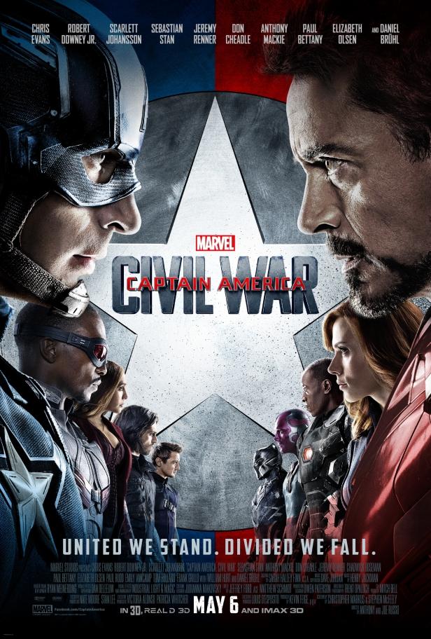 civilwar poster teams vs