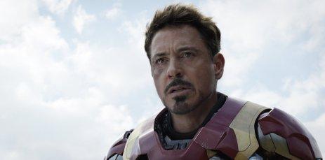 Tony Stark: drama profundo.