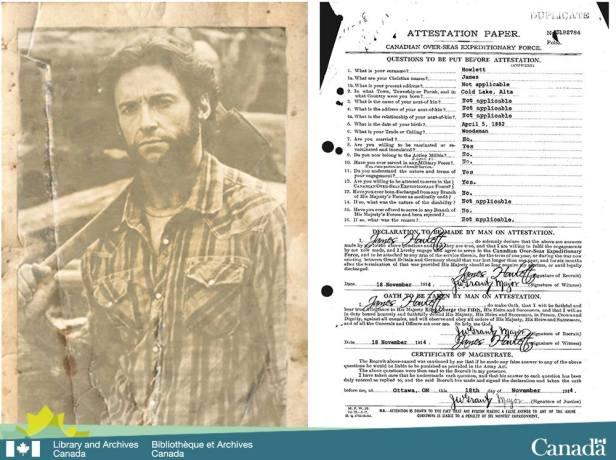 Os documentos originais de Wolverine são revelados pelo Governo do Canadá.