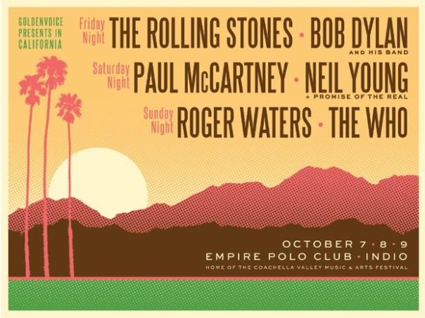 O mega festival.