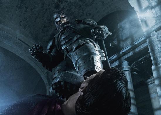 Teremos um Batman menos extremo em Liga da Justiça.