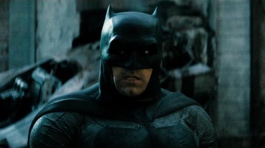 Batman: menos niilismo e até um pouco de humor negro.