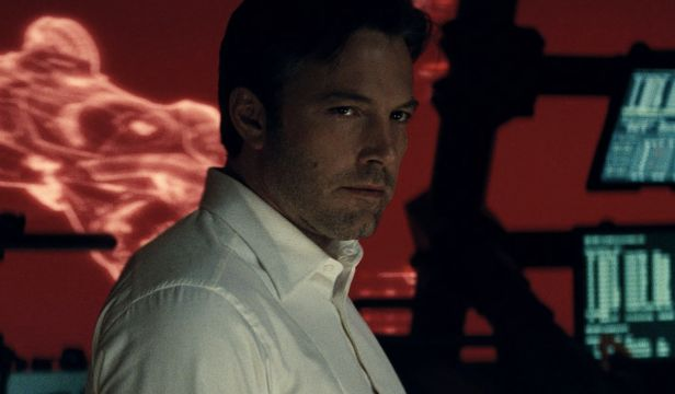 Ben Affleck como Bruce Wayne: controle total?