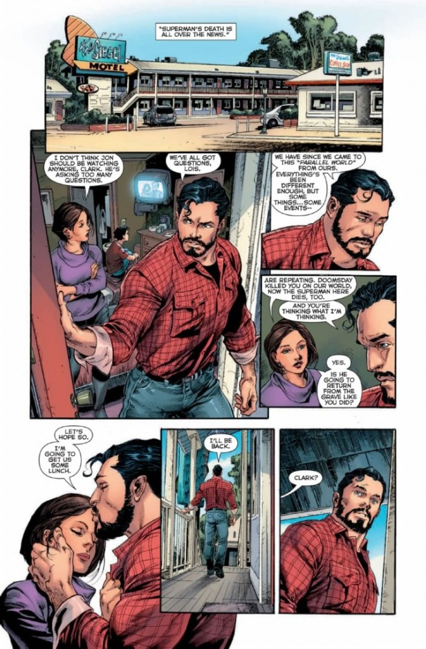 DC-Comics-Rebirth-Page-3 Superman and lois lane