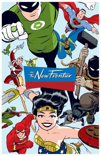 A Última Fronteira: uma das melhores histórias da Liga da Justiça.