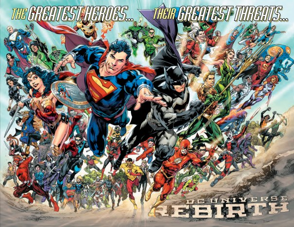 Poster de Rebirth.