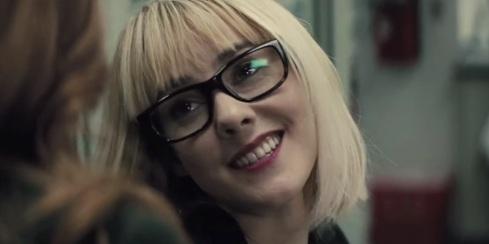 Jena Malone: cientista randômica.