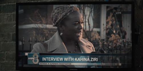 Kahina Ziri: mais cenas.