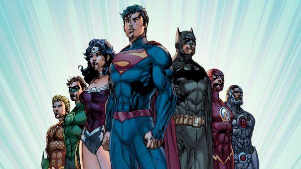 E o título de Liga da Justiça será... Liga da Justiça.