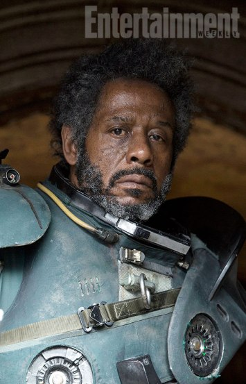 Forest Whitaker fará Saw Gerrera...