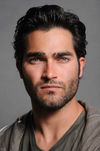 Tyler Hoechlin é o novo Superman da TV.