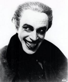 Conrad Veidt em O Homem que Ri.