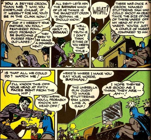 Coringa, Pinguim e humor em Batman 25.